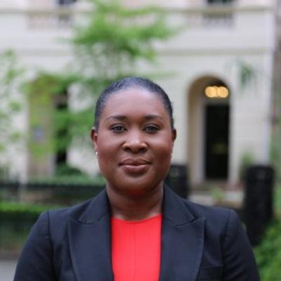 Linda Asamoah, Director of HR